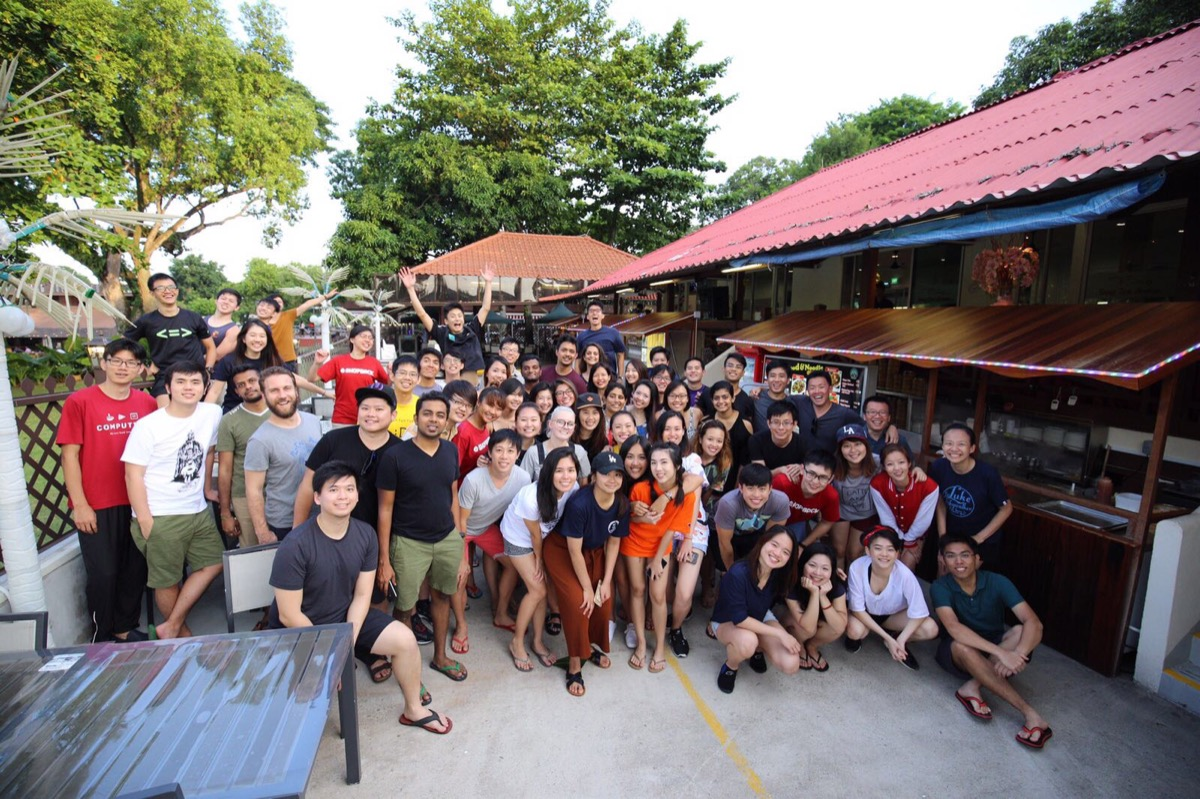 Sports Day - Pulau Ubin Canoeing